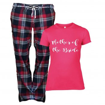 Mother of the Bride Pjs